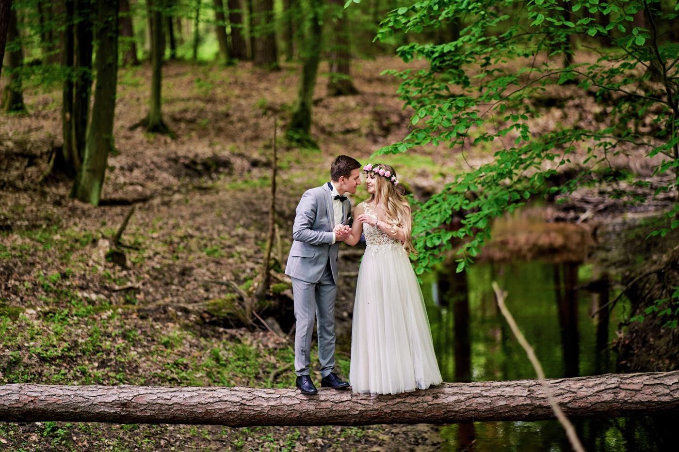 fotograf ślubny skopanie