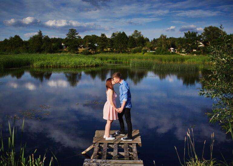 sesja ślubna w Kurozwękach