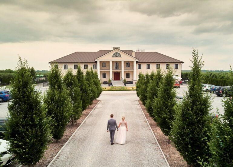 wesele rezydencja sandomierska