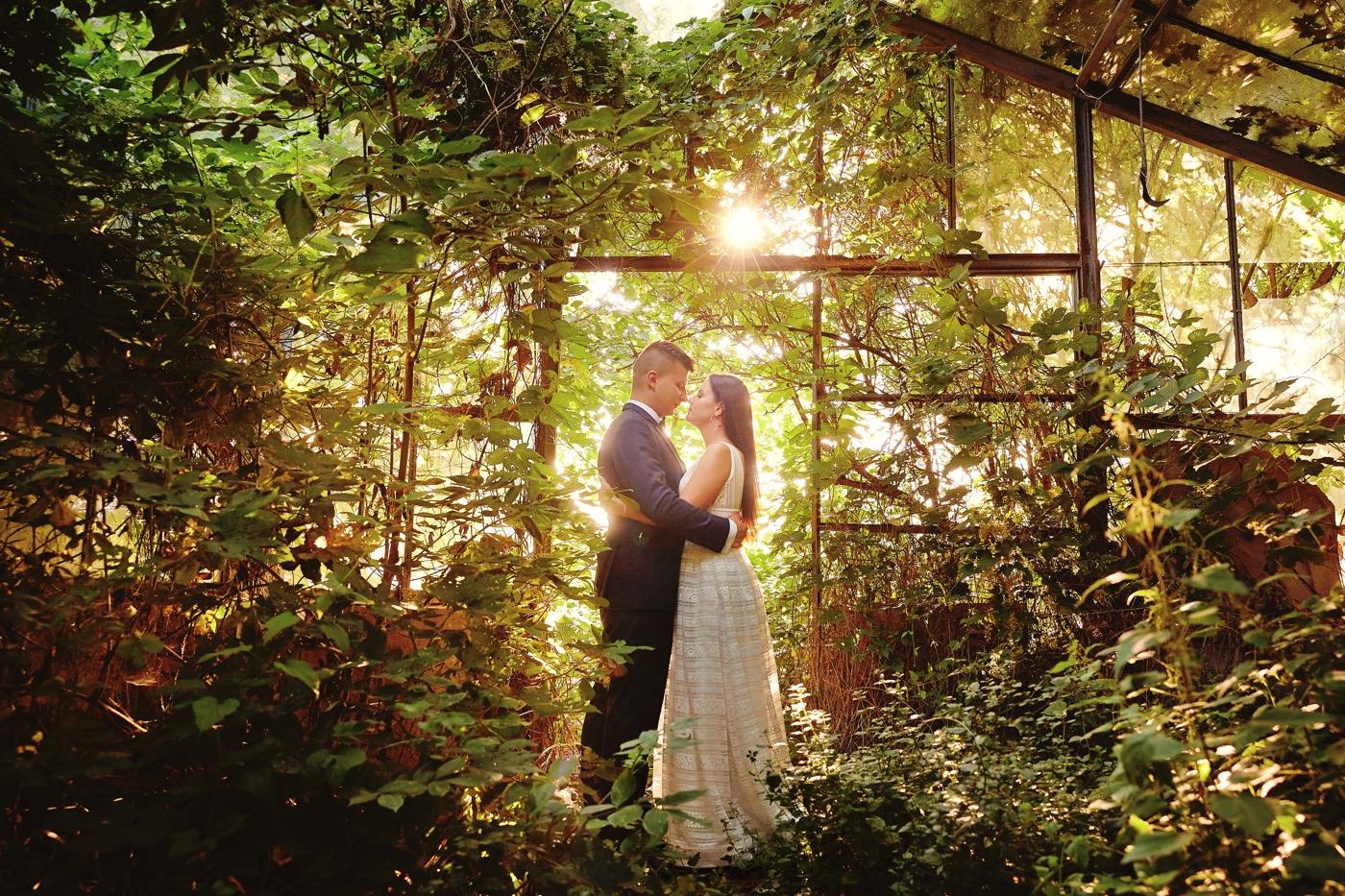 fotograf ślubny nisko